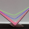 Interreflection Removal Using Fluorescence