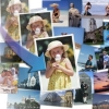 Efficient optimization of photo collage